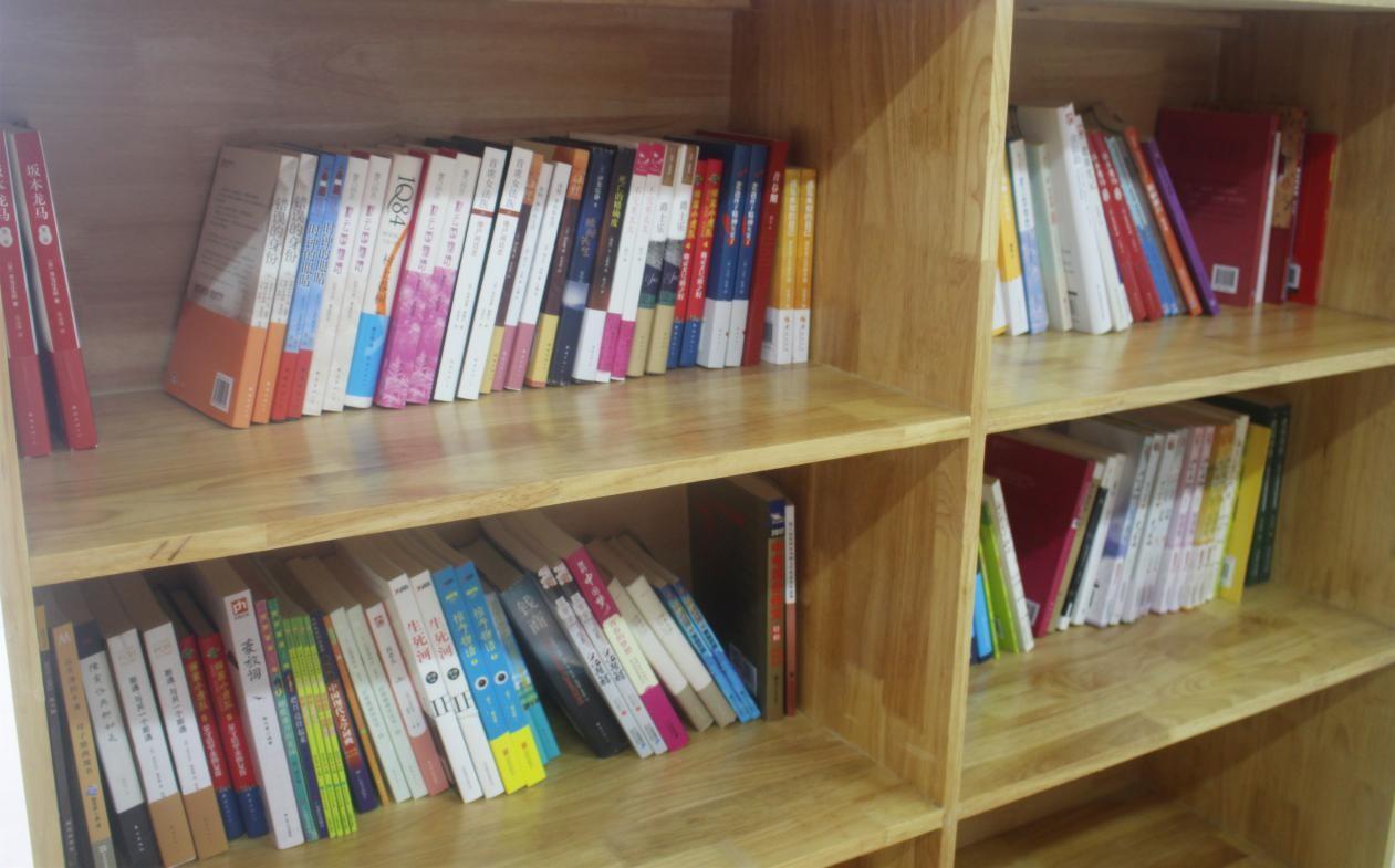 双蚁药业向来宾市10所中小学校捐赠20万码洋图书